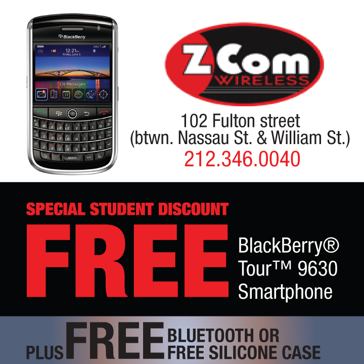 Free Blackberry 9630